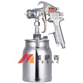 日本特威JGX-502下壶喷枪 JGX-502虹吸式喷漆枪