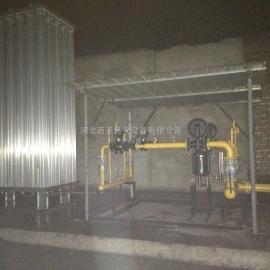 LNG气化调压撬 天然气调压撬 沥青拌合站气化器 空温式气化器