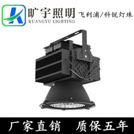 足球场大功率投光灯LED 500W
