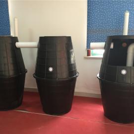 旱厕改造专用双瓮漏斗式化粪池