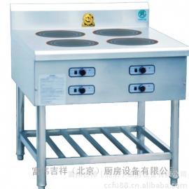 鼎龙电磁炉DL-3.5KW*4-E 四tou煲zi炉 大功率
