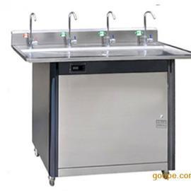 大流量商务 反渗透净水机 400G开水器 商用不锈钢饮水机