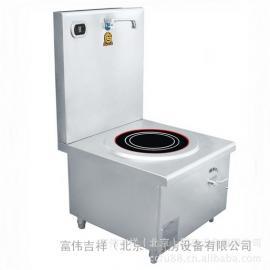 鼎龙电磁炉DL-15KW-C 商用电磁炉 低汤灶