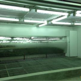 八长厂家低价供应 高明厨具喷漆房 喷漆除尘房 废气处理设备 产品