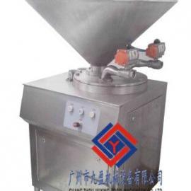 广式莞式自动腊肠香肠灌肠机图片价格AG官方下载,双口电动液压灌肠机厂家