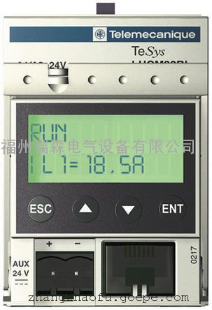 施耐德5.5KW控制模块LUCM12BL用于控制电机
