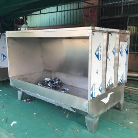 厂家*制造直销水帘柜 水濂柜 喷油柜 喷漆柜