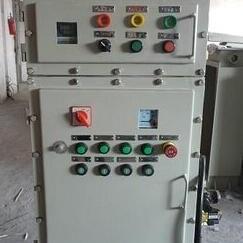 BQX52防爆变频调速箱 防爆变频器箱