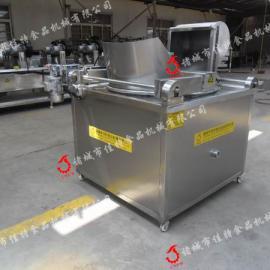 电加热薄脆油炸机AG官方下载AG官方下载,脆皮油炸机