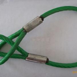 插编钢丝绳扣,压制钢丝绳套,浇铸钢丝绳索具,无接头钢丝绳圈