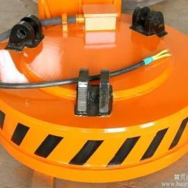 MW5起重电磁铁废钢电磁吸盘MW5-150L直径1.5米