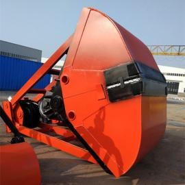 U148抓斗|四绳抓斗|4立方重型20吨起重机专用亚重