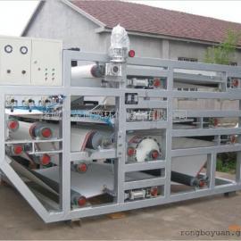 荣博源环保RBK 三网带式压滤机 污泥处理行业 印染污泥脱水设备
