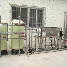 二级反渗透EDI水处理设备大型电路板清洗去离子水超纯水设备