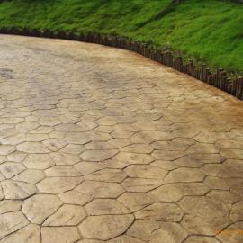 混凝土压模 彩色混凝土压模 彩色压模混凝土
