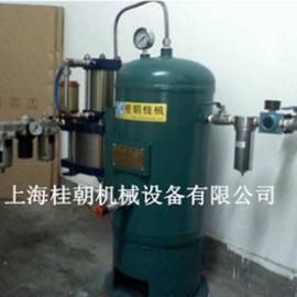10倍空气增压泵/空气放大器/压缩空气增压器0-15MPa
