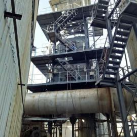 炫风节能碳素煅烧炉高温烟气余热利用之余热发电工程