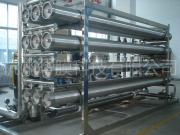 树脂解析液回收浓缩技术及纳滤膜设备