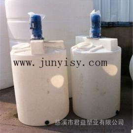 1000升搅拌加药桶价格 药水加药搅拌桶