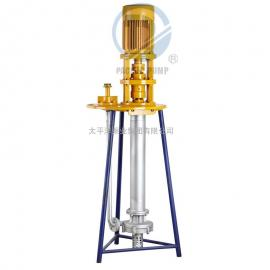 液下耐腐蚀泵 FY液下泵 不锈钢液下排污泵