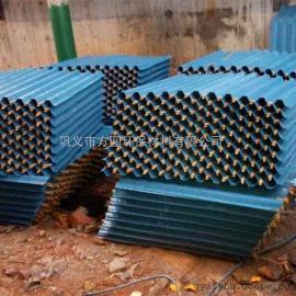 污水处理chen淀池pvcfeng窝斜管填料