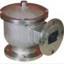 HX7/HX8接管单呼(吸)阀 储罐接管单呼吸阀 法兰接管阻火呼吸阀