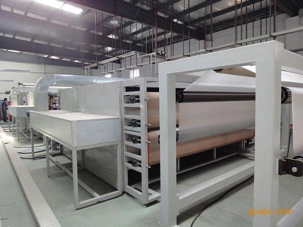金韦尔PVB汽车玻璃膜生产设备