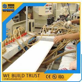 PVC塑料扣板全套生产线