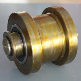 欧式端梁专用驱动轮AG官方下载,欧式φ250球墨铸铁车轮组,主动