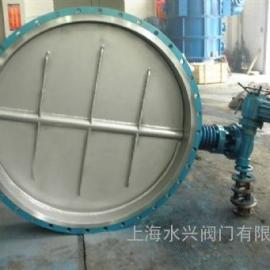 TD941W大口径电动通风蝶阀价格