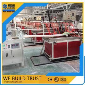 PVC塑料扣板生产线设备