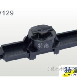 厂家直销特澳RD-V129阻尼齿条阻尼器阻尼轮