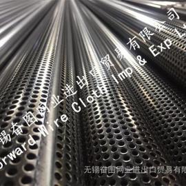 SS304不锈钢直缝冲孔管 管径76.2mm 厂家定制