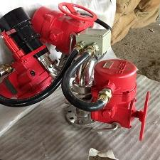 PSKD100Ex防爆型电控消防水炮