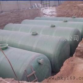 海南玻璃钢蓄水池