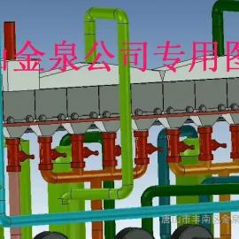 碱性球团焙烧ji|步进式球团焙烧ji|平面循huan负压焙烧ji|型号|参数