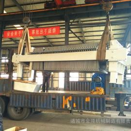 污泥处理板框压滤机厂家