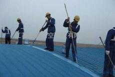 彩钢瓦屋面翻新刷漆