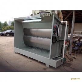 厂家直销水帘柜喷漆台|不锈钢无泵水帘喷漆柜