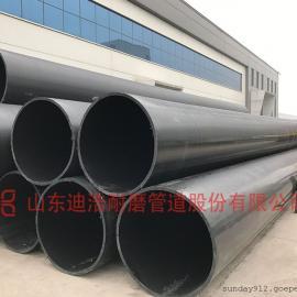大口径超高分子聚乙烯耐磨管