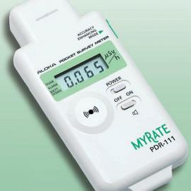 现货供应 aloka代理 PDR-111便携式γ剂量率仪
