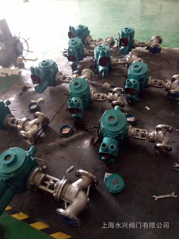 煤矿专用矿用防爆电动截止阀生产厂家