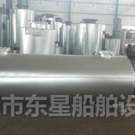 船用FHX型锅炉排气消音器(靖江东星船舶设备厂)