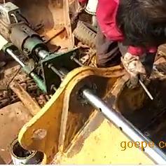 ZTY-A型镗孔机-铸泰源挖掘机镗孔机
