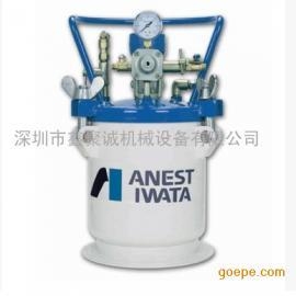 正品日本岩田手动压力桶PT-20D岩田压力桶涂料压力桶