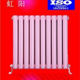 HYGZ206 钢制柱型暖气片散热器 钢制椭圆管散热器 散热器