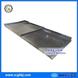 台浮摇床 选钨矿用台浮摇床面 精矿脱硫摇床 稀土分选摇床