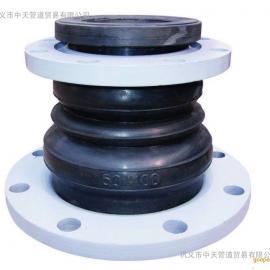 tongxin异径大xiao头变径橡胶接头fa兰大xiao变径ruan接tong轴异径fa兰接头