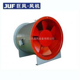 SWF-III-No.4加压送风机 4KW加压混流风机