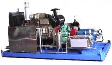 固定式柴油高压清洗机